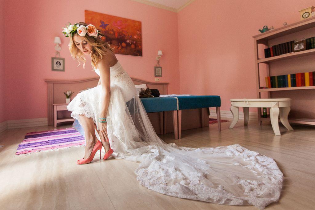Фотографии свадебные, фотограф Юрий Стахов