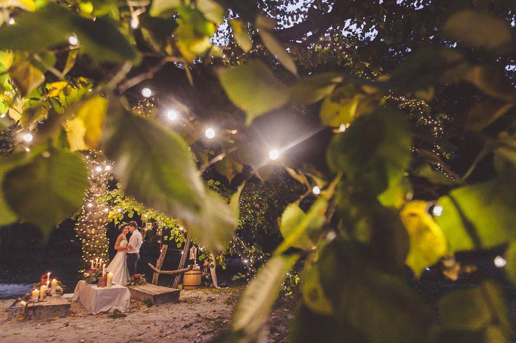 Дима и Бела - свадьба в необычном месте
