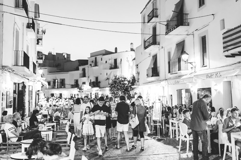 Улицы, пейзажи, хиппи-рынки в Ибице