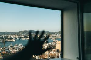 Вид из окна Ибица - фотограф в Ибице