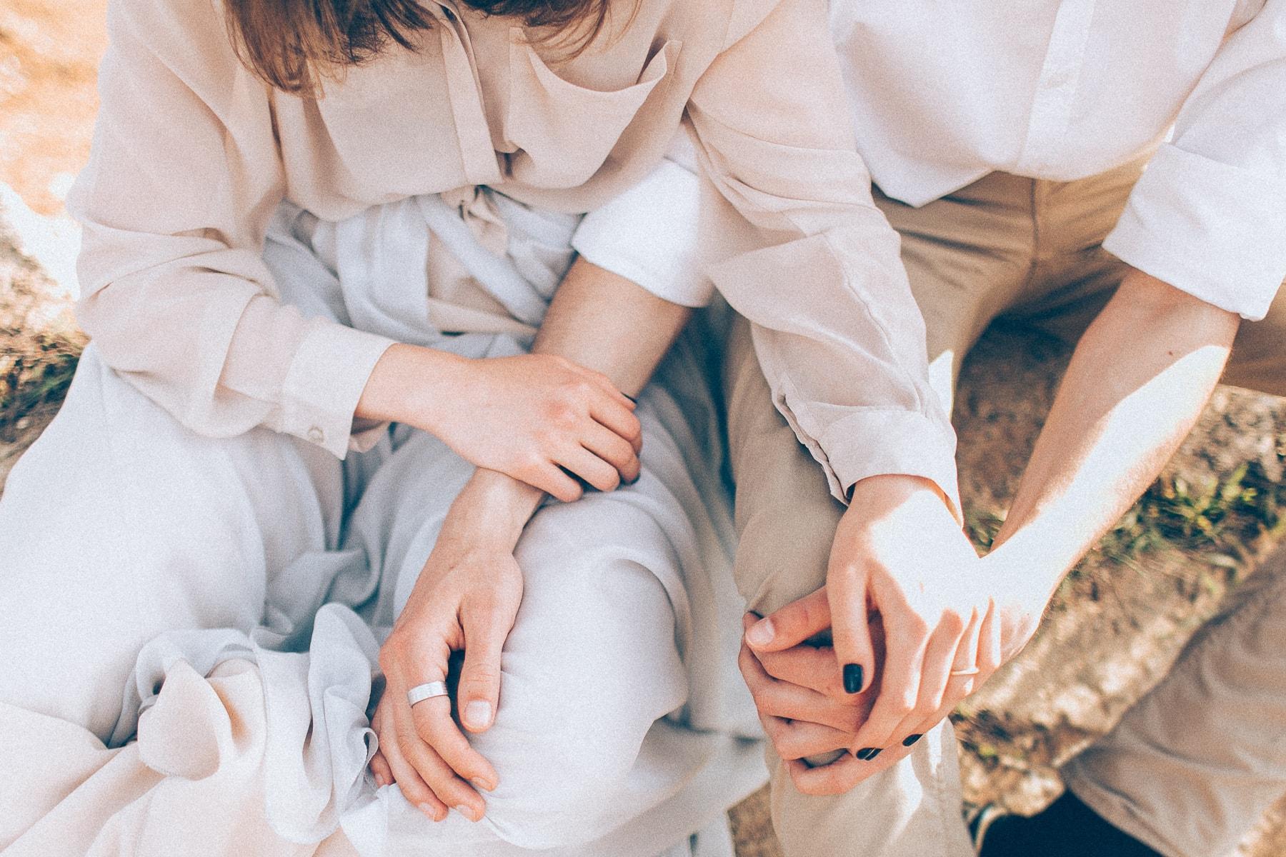 Love Story - свадебная фотосъемка влюбленных